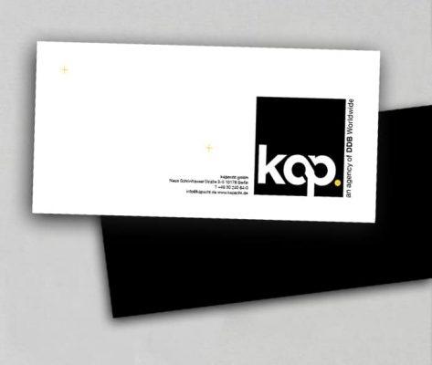 Corporate Design Card