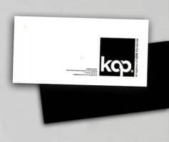 Corporate Design Card