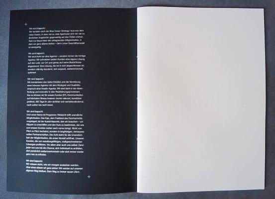 Corporate Design Werbeagentur Kapacht Notizblock