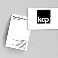 Corporate Design Werbeagentur Kapacht