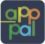 Logodesign Start up app pal