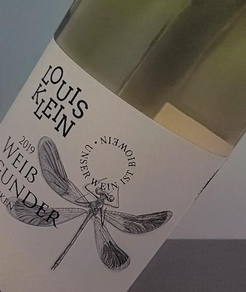 Gestaltung Weinetikett Weingut